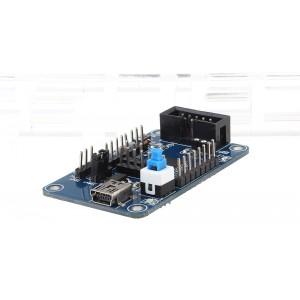 ATmega48 AVR Development Board