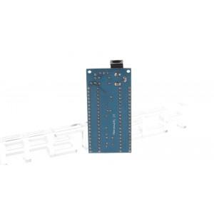 51 MCU STC89C52 SCM Mini System Development Board