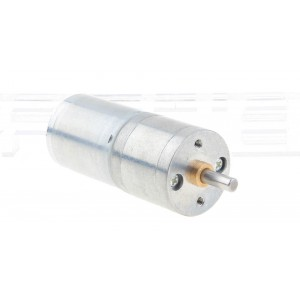 12V DC Gear Motor - GA25Y370