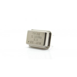 12 Mhz 4-pin Oscillator