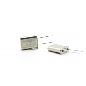 11.0592 Mhz Crystals (20-Pack)