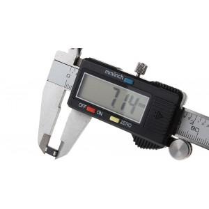NEC 7343 470uF 6.3V SMD Tantalum Capacitor (10-Pack)