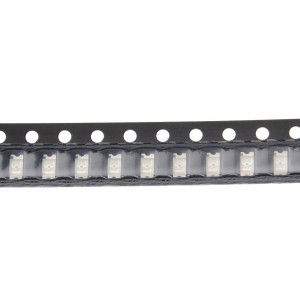 1206 0.06W SMD SMT 30LM Green Light LED Emitting Diodes (100 Pieces)