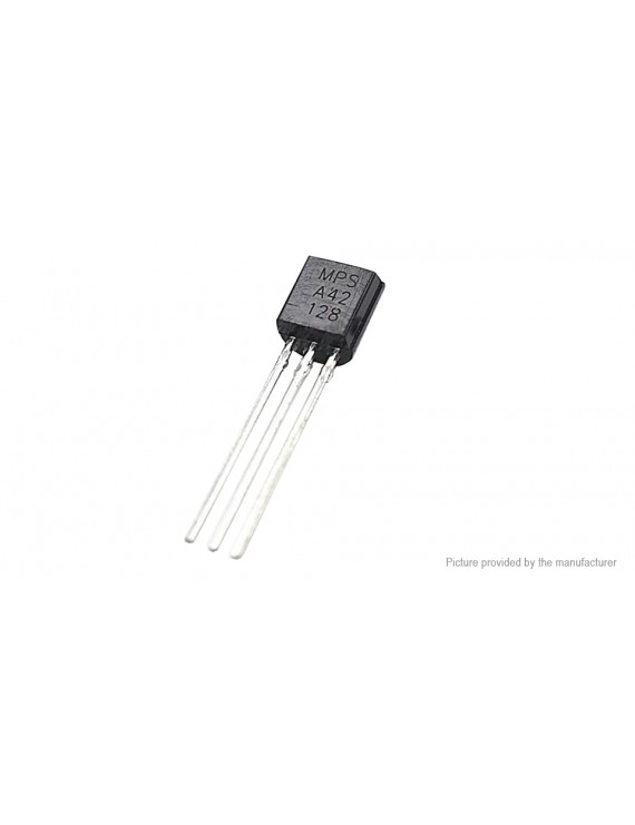 lot de 20 MPSA42 = KSP42BU Transistor NPN 300V 100mA TO-92 Fairchild RoHS
