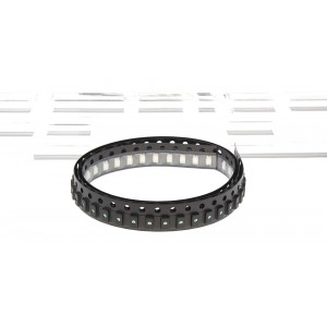 1206 0.06W SMD SMT 30LM Red Light LED Emitting Diodes (100 Pieces)
