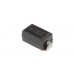 Risym SS14 Chip 1N5819 Schottky Barrier Diodes (50-Pack)